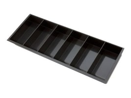 Pos-X Replacement 6 Coin Tray For ION 18 Cash Drawer, ION-C18A-1COIN6, 16037174, Cash Drawers