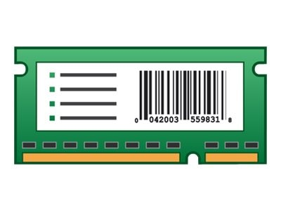 Lexmark Forms & Bar Code Card for CX510 Series, 38C5054