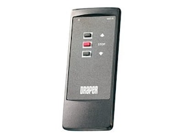 Draper Radio Frequency Remote, 121062, 6823585, Remote Controls - Presentation