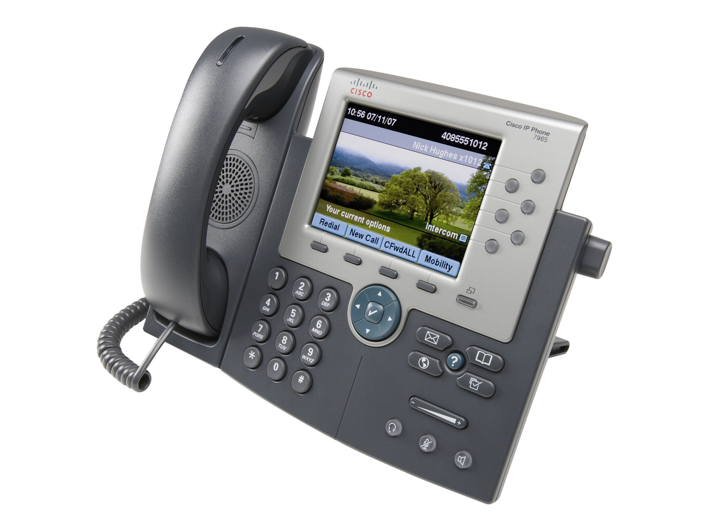 Cisco Unified IP Phone 7965G SCCP, SIP VoIP, CP-7965G=