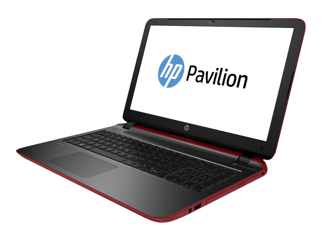 HP Pavilion 15-p027nr : 2.0GHz A8 Series 15.6in display