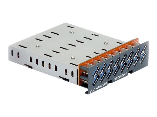 Lantronix 16-Port USB I O Module for SLC 8000, FRUSB1601, 22522416, Remote Access Hardware