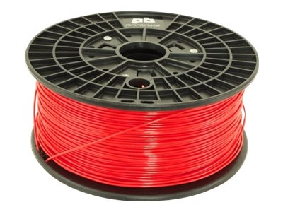PrintrBot 1.75mm Red 0.5kg PLA Filament