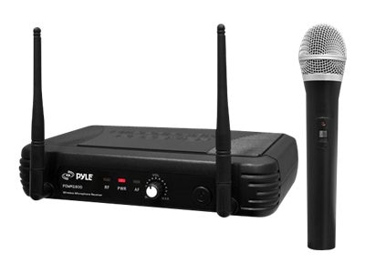 Pyle Premier Series Professional UHF Wireless Handheld Microphone System, PDWM1800