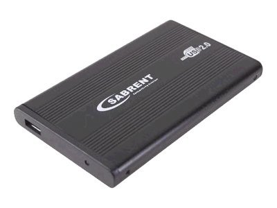 Sabrent 2.5 USB IDE Enclosure