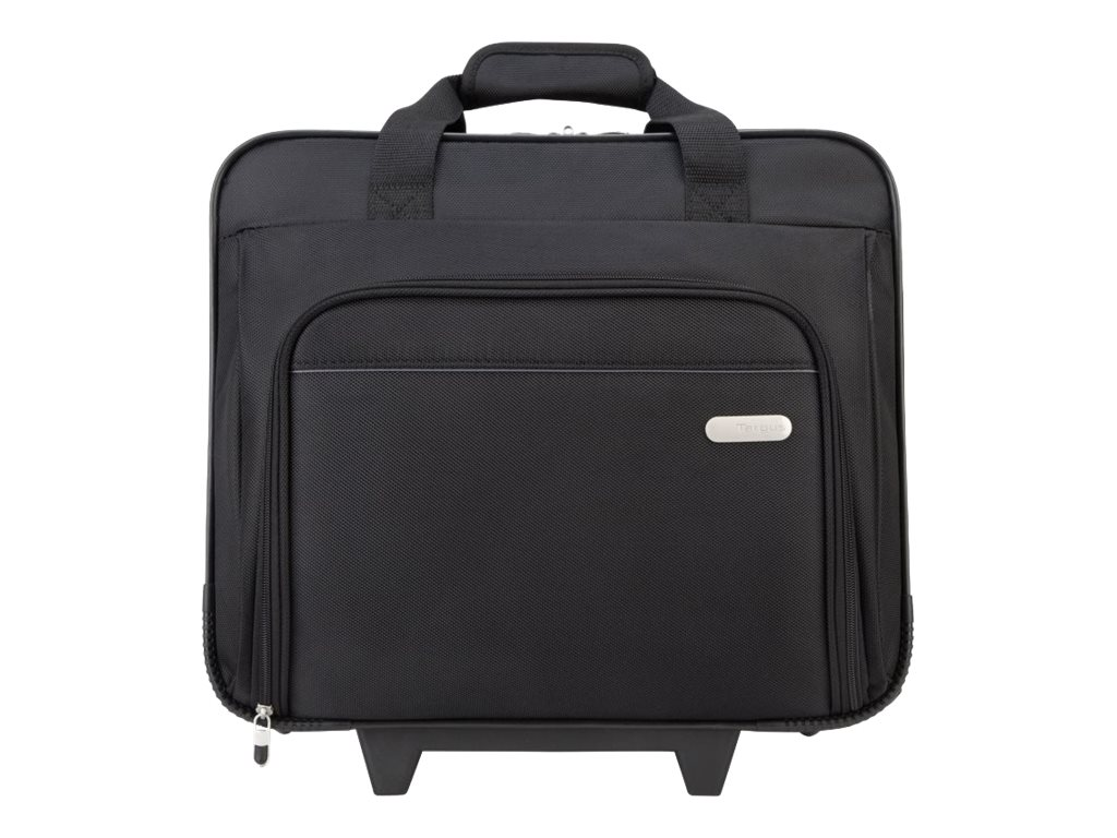 Targus 16 Rolling Laptop Case, Black, TBR003US