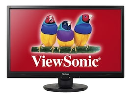 ViewSonic 27 VA2746M-LED Full HD LED-LCD Display, Black, VA2746M-LED, 16927071, Monitors