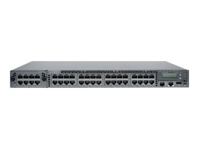 Juniper Networks 32-Port 10GBase-T Switch w AC PSU, EX4550-32T-AFI, 31619199, Network Switches