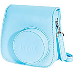 Fujifilm Instax Groovy Camera Case w  Shoulder Strap for Instax Mini 8 Instant Camera, Blue, 600015379, 21730168, Carrying Cases - Camera/Camcorder