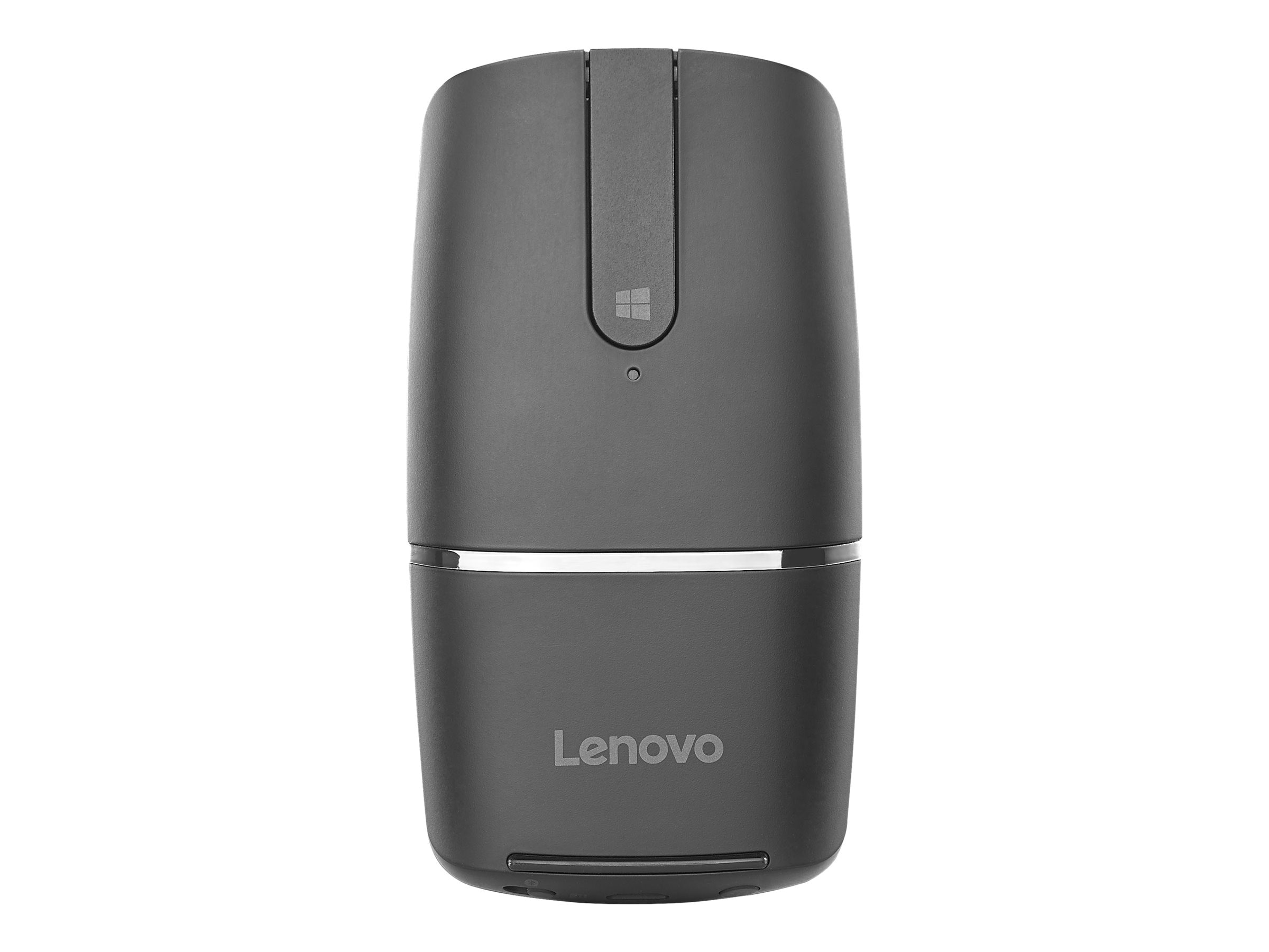 Lenovo YOGA Mouse, Wireless 2.4GHz Bluetooth 4.0, Black, GX30K69565