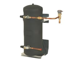APC Flooded Receiver 17lb, R410A, 6 Diameter, 18 Length, ACAC75009, 15777007, Rack Cooling Systems