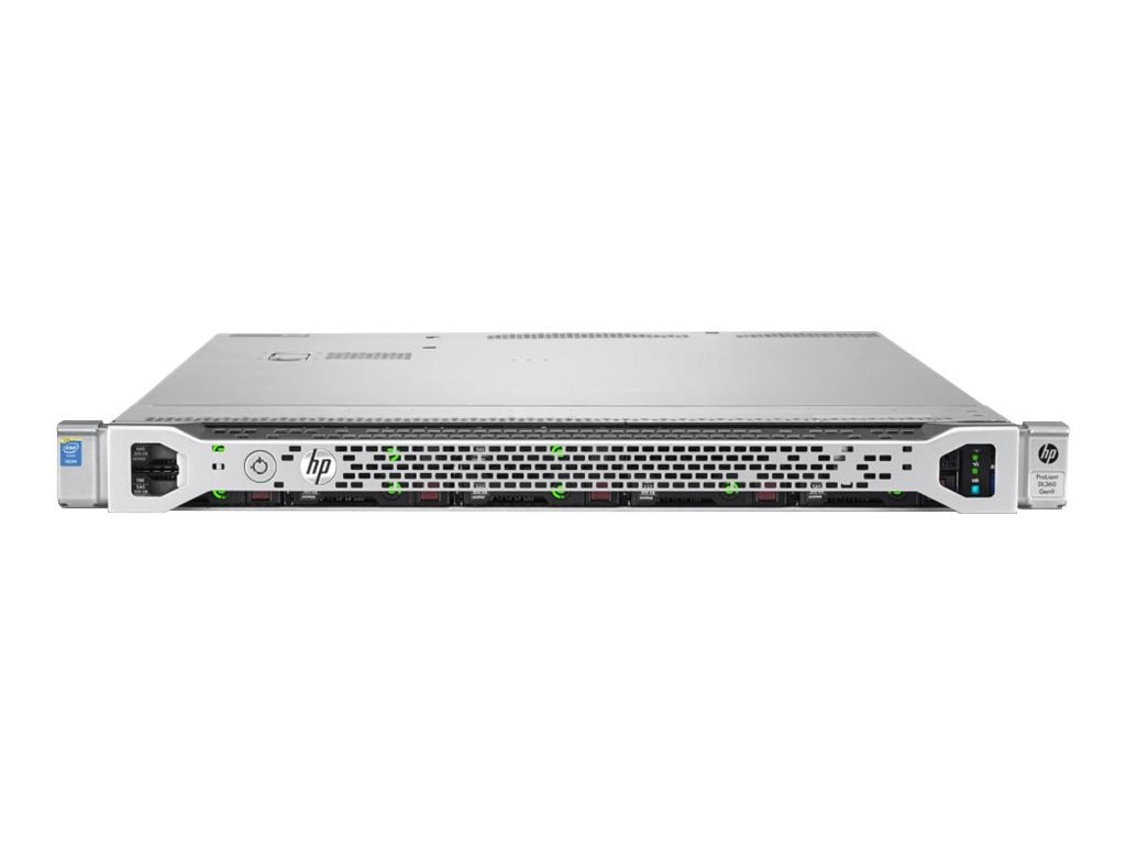 HPE Smart Buy ProLiant DL360 Gen9 Intel 3.4GHz Xeon, 800080-S01, 18107050, Servers