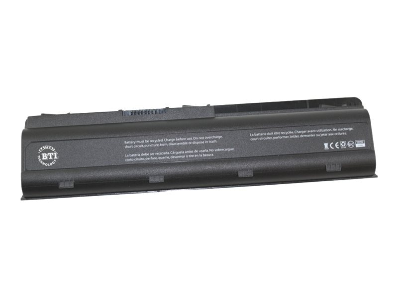 BTI Li-Ion 6-cell Battery for HP Compaq CQ32 CQ42 G42, MU06-BTI