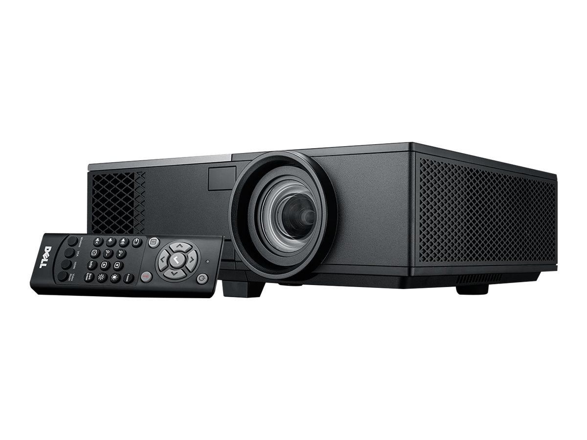 Dell 4350 1080p DLP Projector, 4000 Lumens, Black, 4350