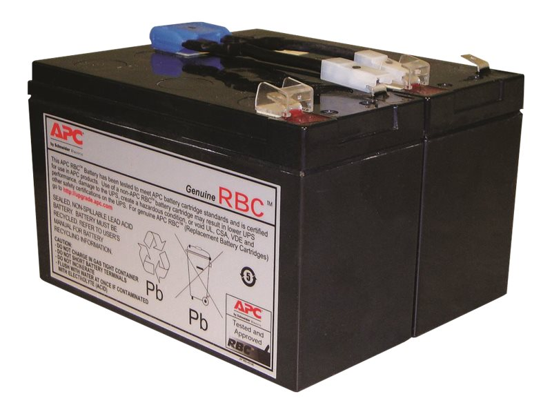 APC Replacement Battery Cartridge 142, APCRBC142, 24281231, Batteries - Other