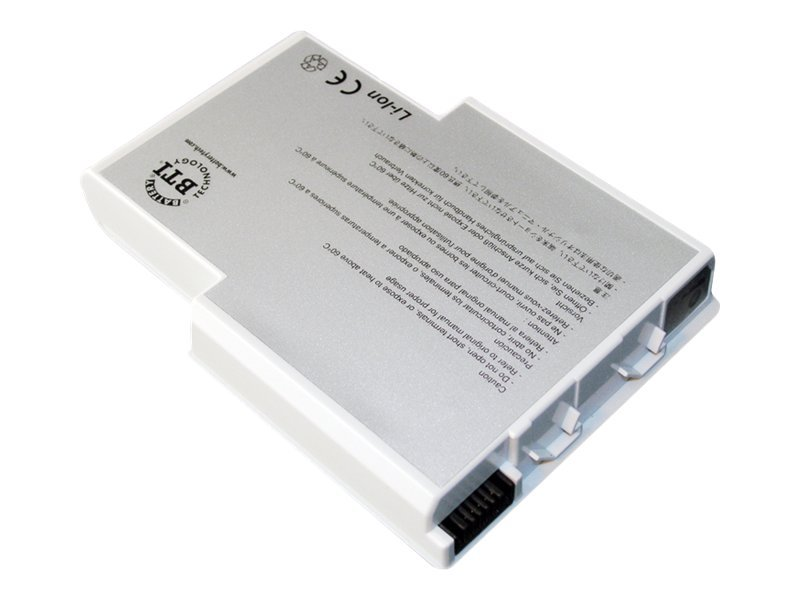 BTI Battery, Li-Ion 4000mAh 11.1V 6-cell, White for Gateway 450 450X 450XL Notebooks, GT-450, 5832682, Batteries - Notebook