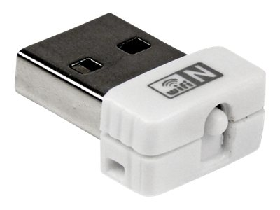 StarTech.com USB 150Mbps Mini Wireless N Network Adapter, USB150WN1X1W