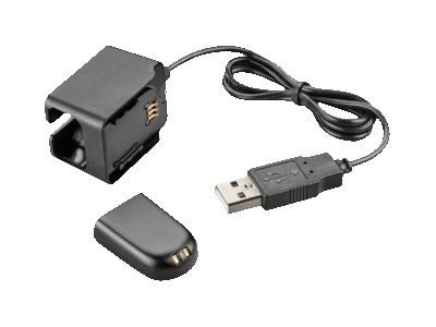 Plantronics Spare USB Deluxe Charging Kit for WH500 W440 W740, 84603-01