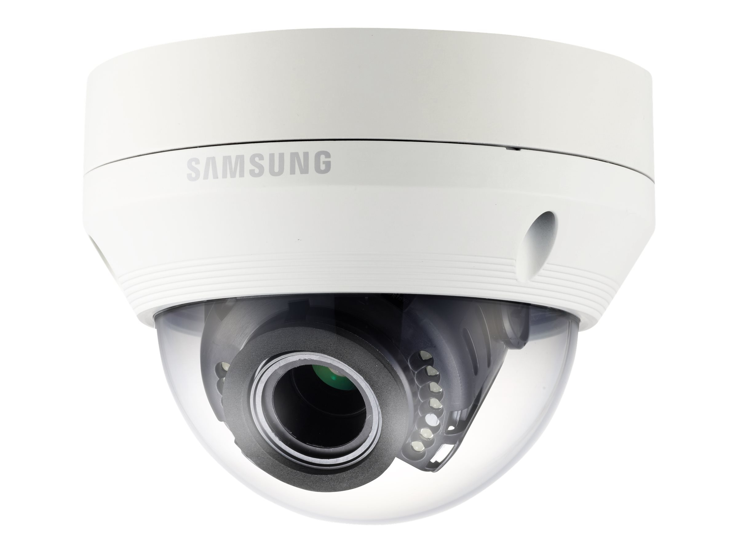 Samsung 1080p Analog HD Vandal-Resistant IR Dome Camera