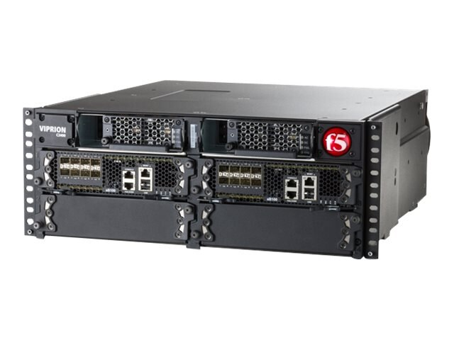 F5 Networking VIPRION Chassis Local Traffic Manager C2400 4-Slot AC Power
