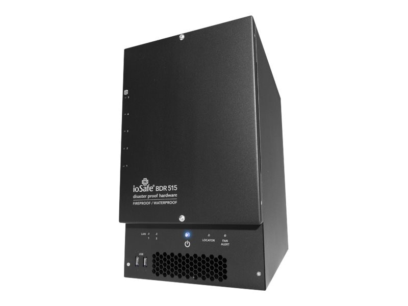 ioSafe 5TB Server 5 w  16GB RAM, GA015-016XX-1