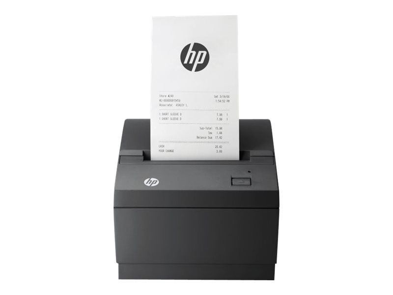 HP Value Serial USB Receipt Printer, F7M66AA#ABA