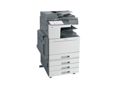 Lexmark X952dte Color Laser Multifunction Printer w  CAC Enablement & 4-Year Onsite Repair (TAA Compliant), 22ZT248