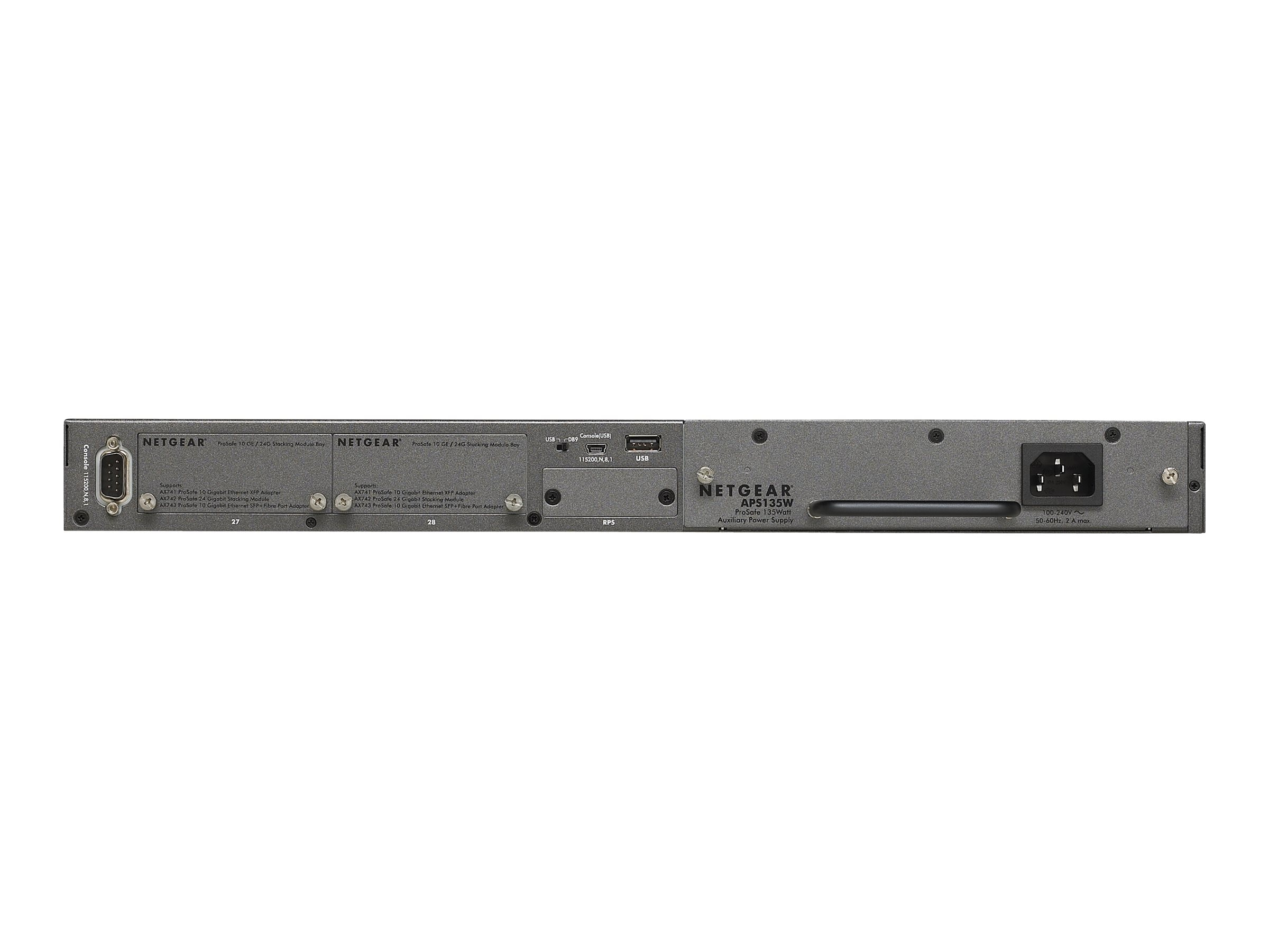 Netgear ProSafe M5300-28G Managed Switch, GSM7228S-100NES