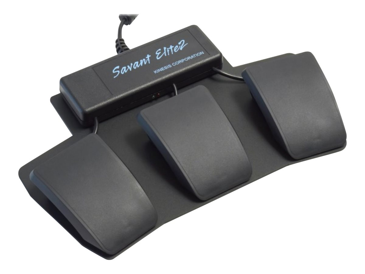 Kinesis Savant Elite2 Triple Foot Pedal, FP30A