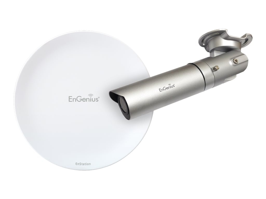 Engenius Technologies Wireless 2.4 GHz IP Surveillance System, EDS8012