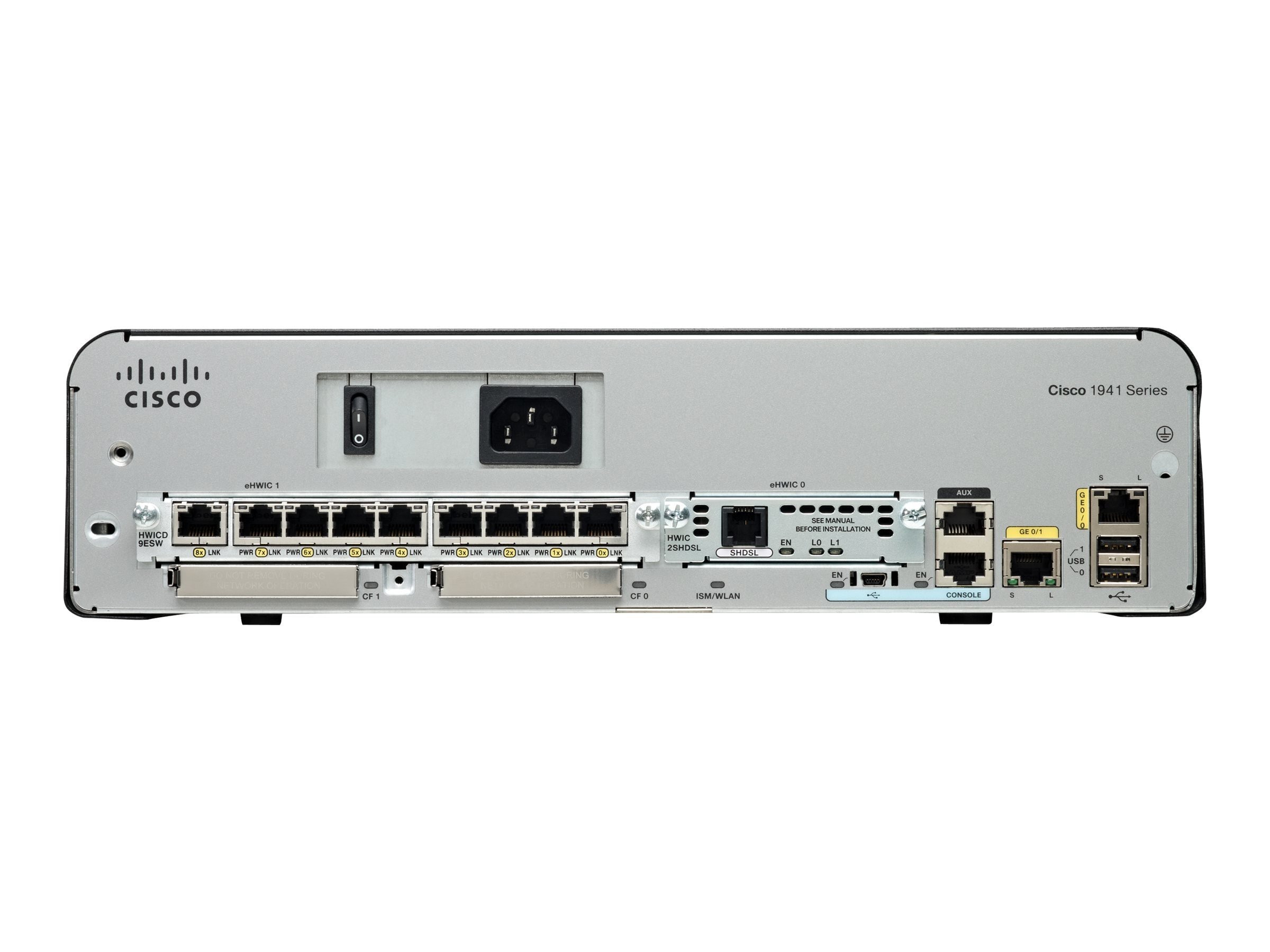 Cisco CISCO1941/K9 Image 4