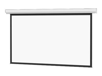 Da-Lite Designer Contour Electrol Projection Screen, Matte White, 16:9, 77, Low Voltage Control