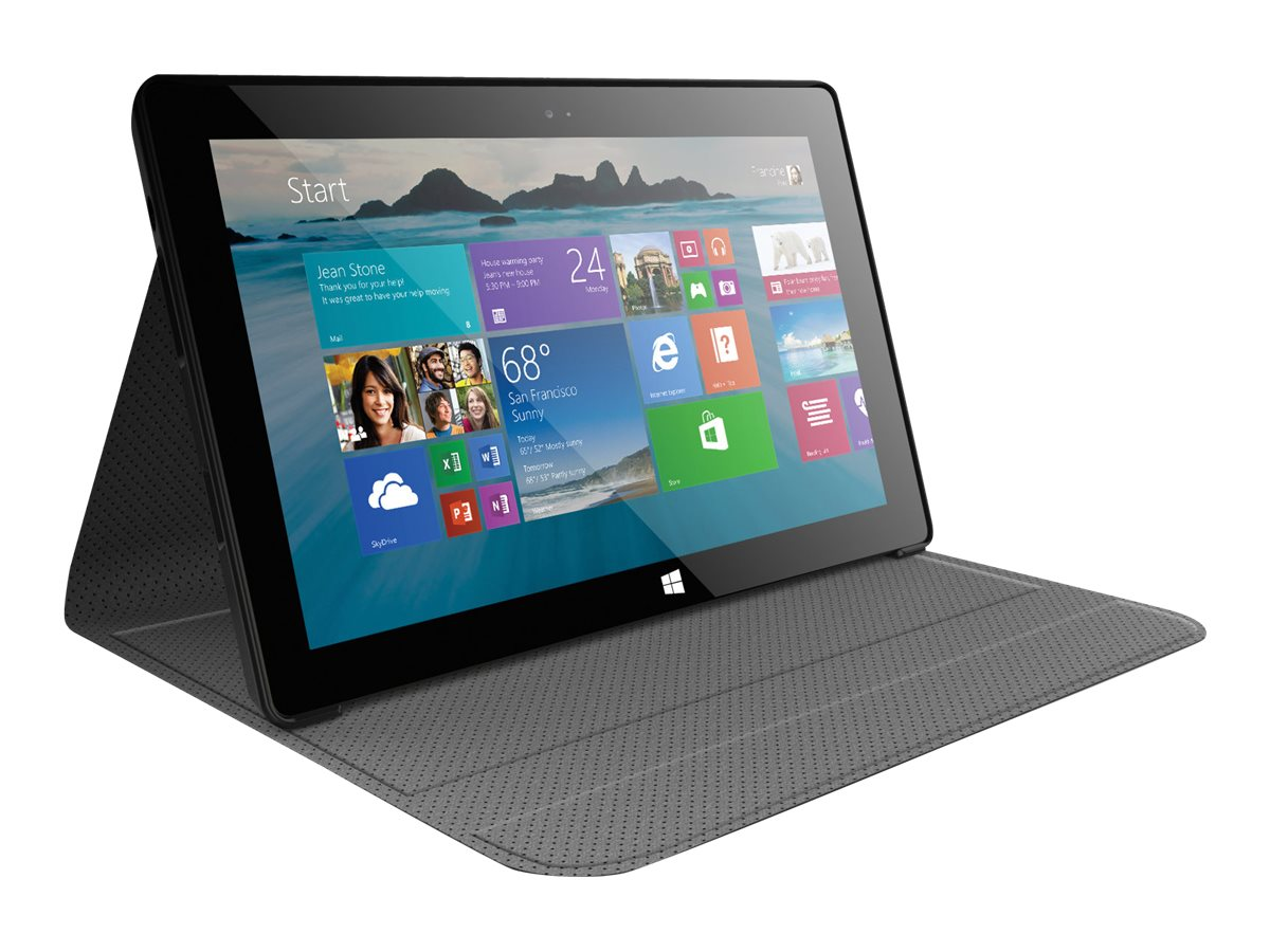 Targus Folio Wrap Case for Microsoft Surface Pro, THZ525US, 17683258, Carrying Cases - Tablets & eReaders