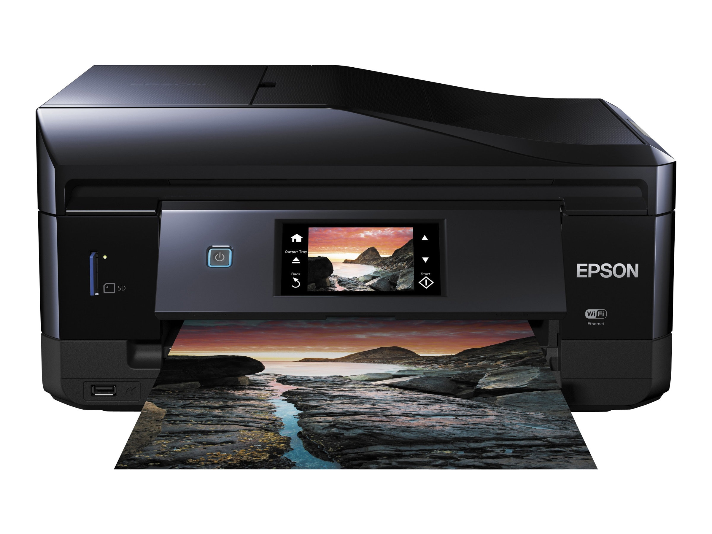 Epson Expression Photo XP-860 All-in-One Printer, C11CD95201