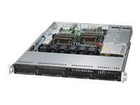 Supermicro SuperServer 2028U-TNRT+ Complete System Only - Must be with English-Only HW, SSG-6018R-MON2