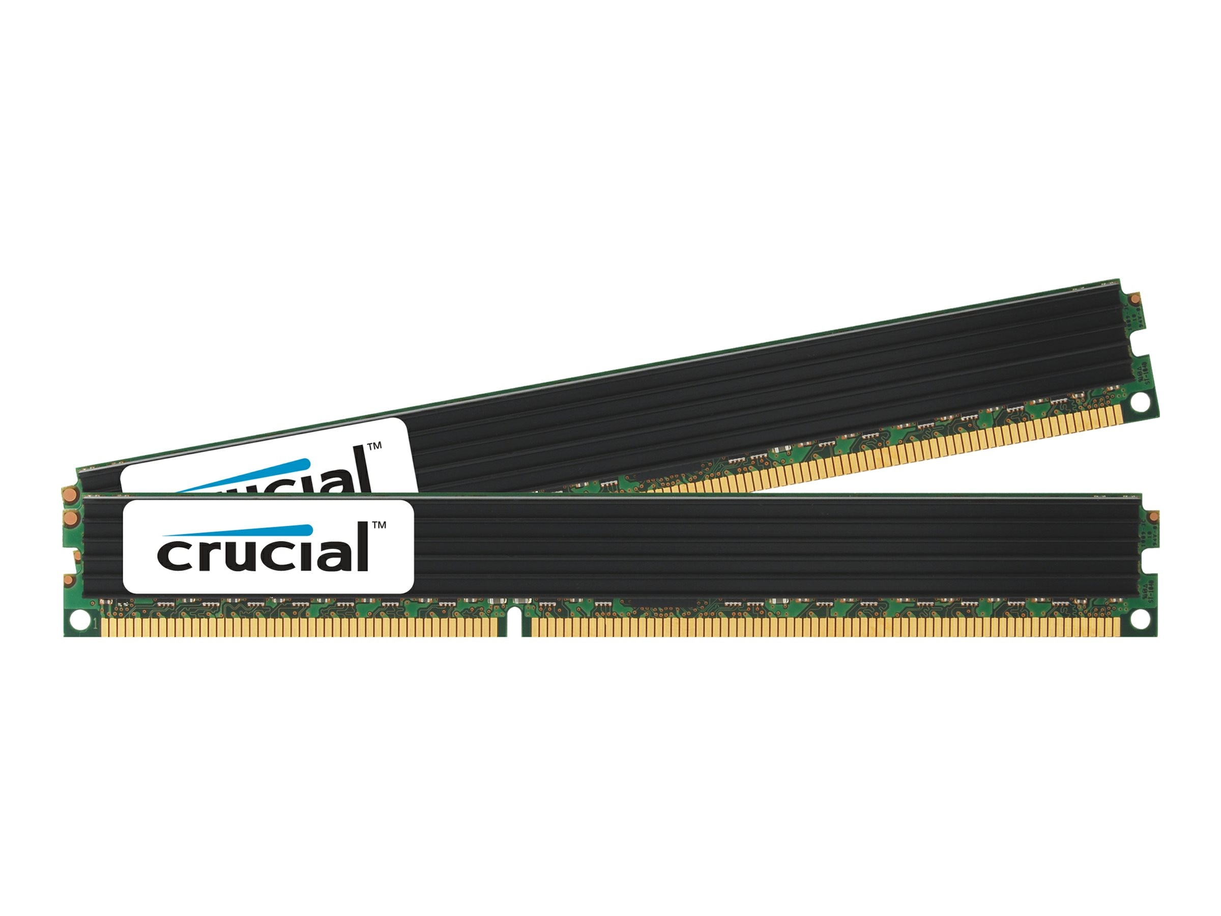 Crucial 8GB PC3-14900 240-pin DDR3 SDRAM DIMM Kit
