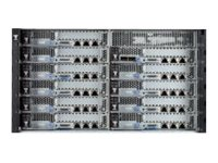 Lenovo Chassis, NeXtScale n1200 Enclosure 6U RM 12xServer Bays FPC 2x1300W, 5456A3U, 17897192, Cases - Systems/Servers
