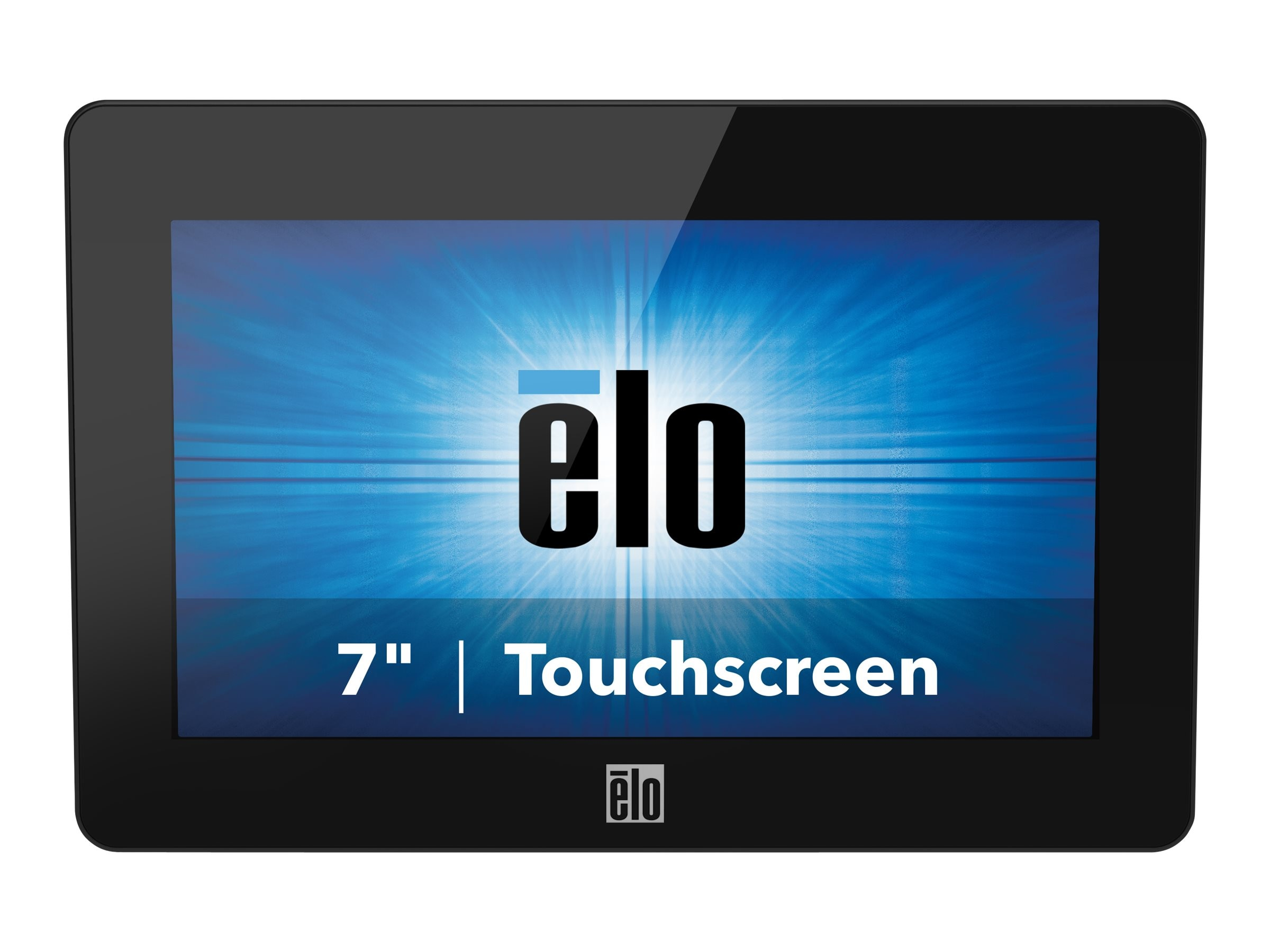 ELO Touch Solutions 7 0700L LCD Monitor, Black