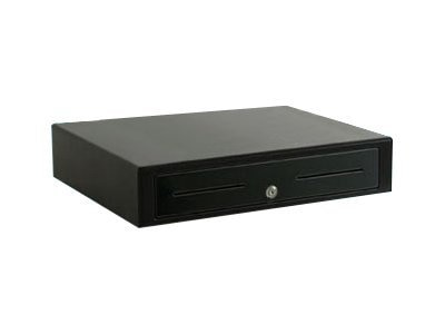 APG Vasario Cash Drawer, 16 x 16, Media Slots, MultiPRO 320 Interface, Black, VB320-BL1616, 416113, Cash Drawers