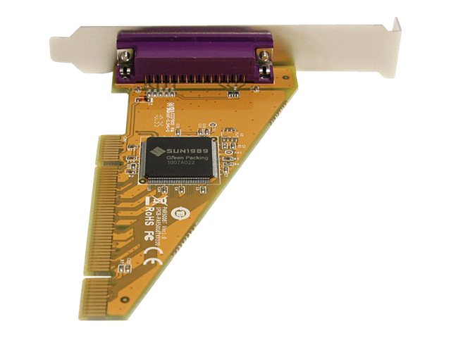 StarTech.com 1-port PCI Parallel Adapter Card, PCI1P2