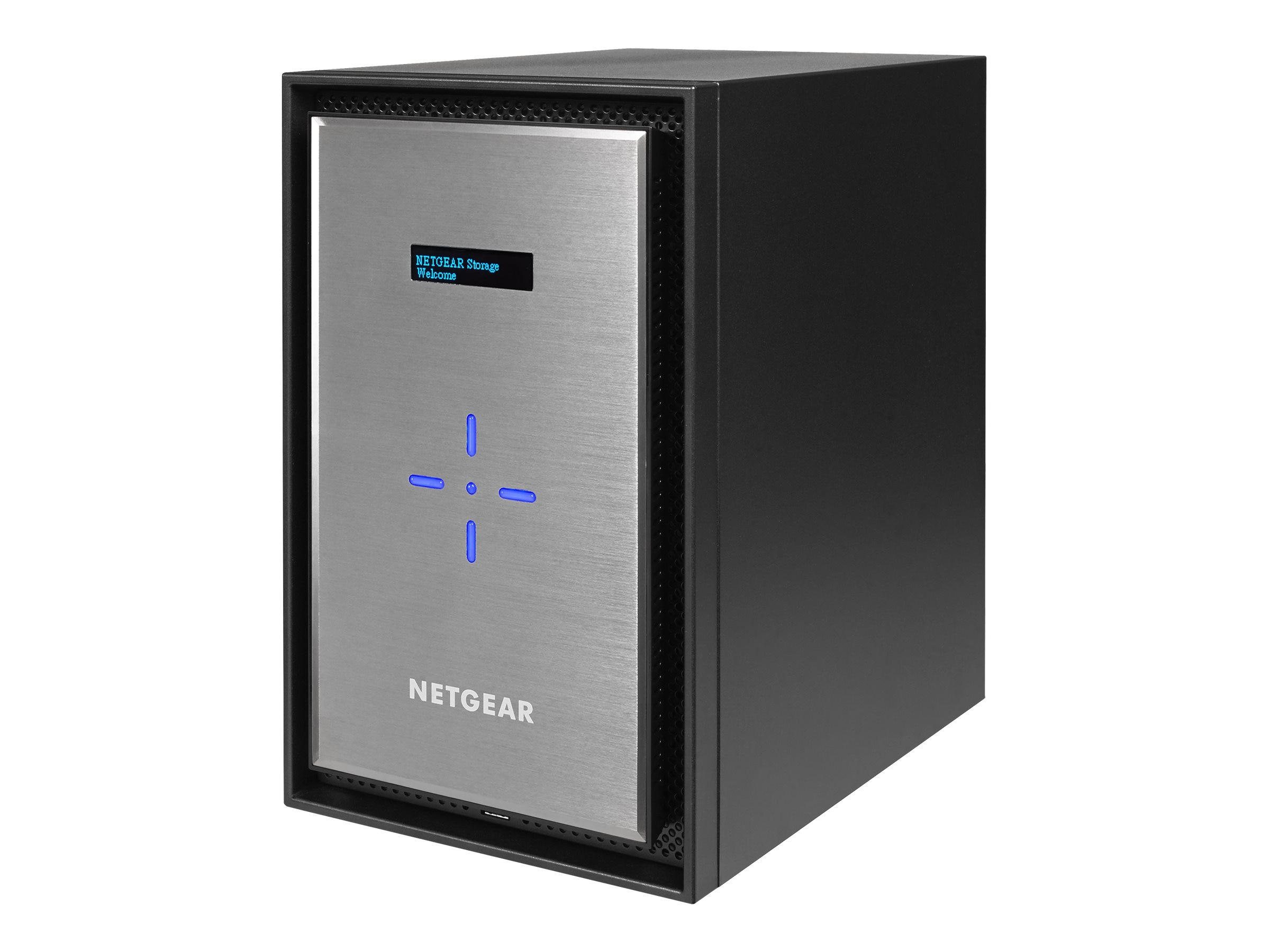 Netgear ReadyNAS 628X Ultimate Performance Business Data Storage w  8X6TB Enterprise Hard Drives, RN628XE6-100NES