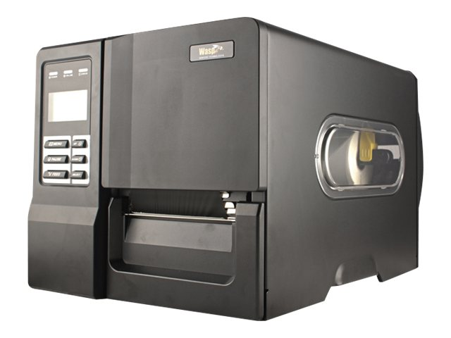 Wasp WPL406 Industrial Barcode Printer w  Cutter, 633808404109, 16148798, Printers - Bar Code