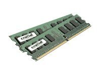 Crucial 2GB PC2-8500 240-pin DDR2 SDRAM DIMM Kit