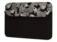 Mobile Edge 10 Camo Netbook Sleeve, Black, ME-SUMO66101, 9740646, Protective & Dust Covers