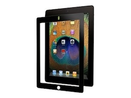 Moshi iVisor AG iPad2 iPad3 Black, 99MO020912, 14812608, Digital Media Player Accessories - iPod