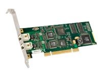 Dialogic Diva Analog-2 PCIe Low Profile Controller Board w LP Bracket, 306-386, 18791630, Fax Servers