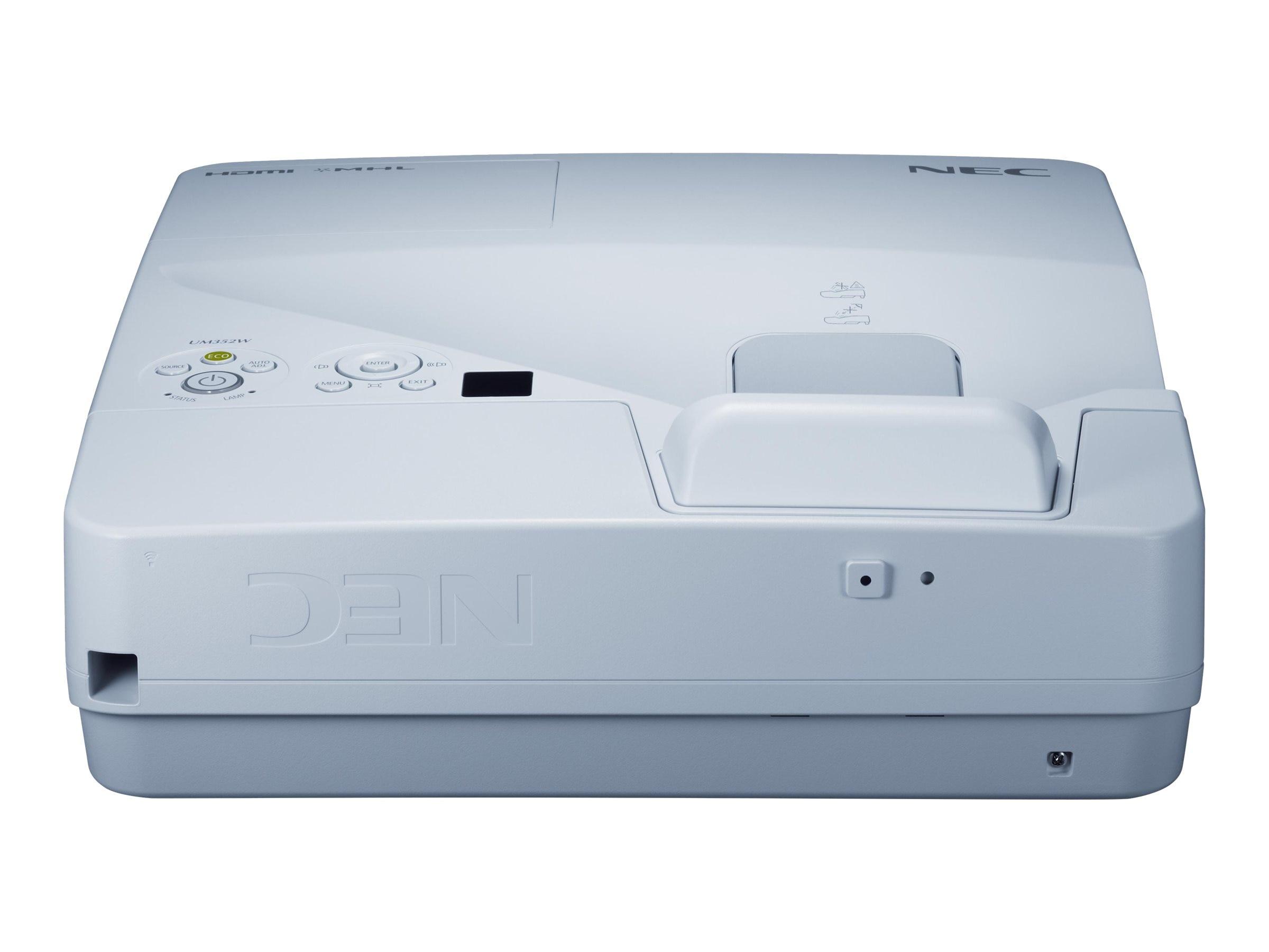 NEC NP-UM352W Image 2