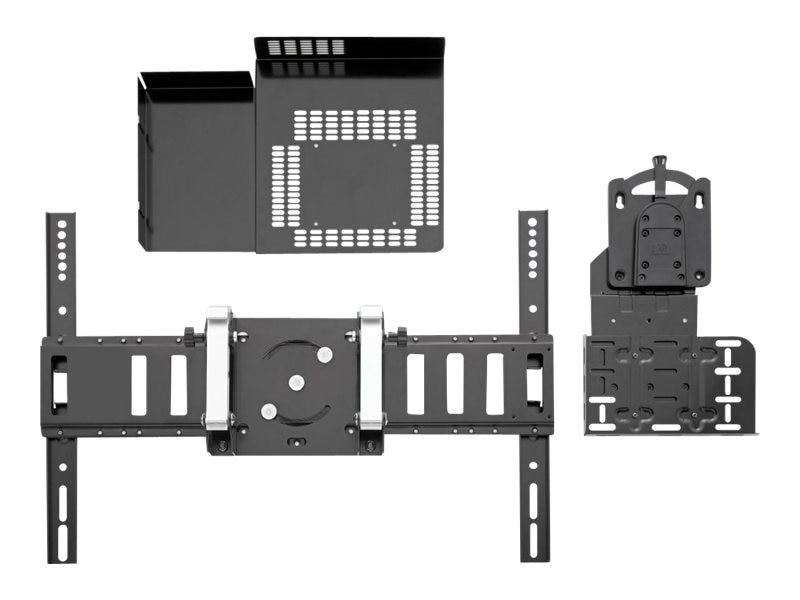 HP Digital Signage Wall Mount Solution, WB975AA, 13296197, Mounting Hardware - Miscellaneous