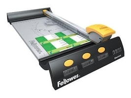 Fellowes Electron 120 12IN Rotary Trimmer, 5410402, 15269791, Network Tools & Toolkits