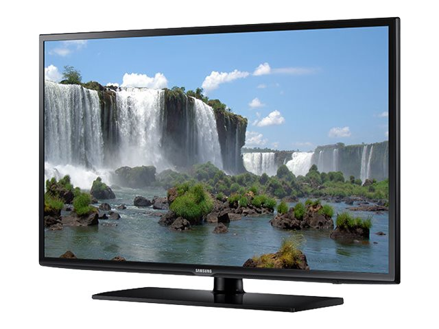 Samsung 54.6 J6200 Full HD LED-LCD Smart TV, Black, UN55J6200AFXZA